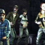 The Walking Dead Game: Season 2 Episode 4 Zombie Hoard Attack screenshot