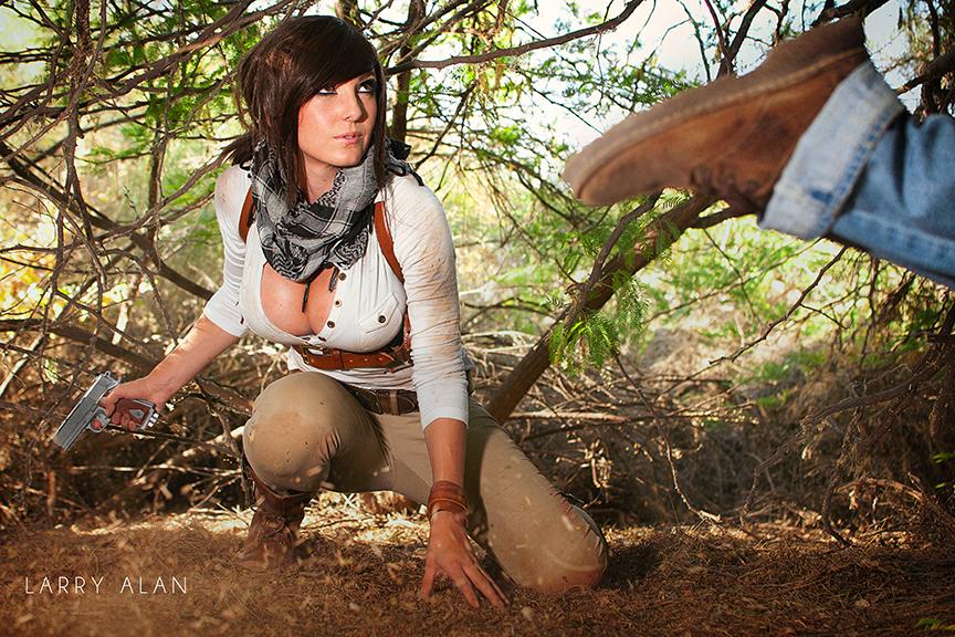 Uncharted 4 Cosplay Photo 1