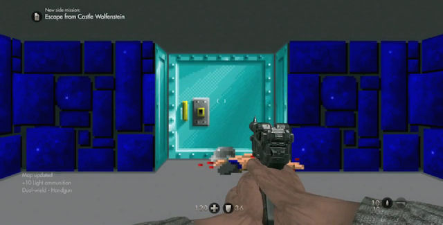 Wolfenstein: The New Order Easter Eggs