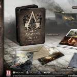 Assassin's Creed Unity Bastille Edition Details Artwork