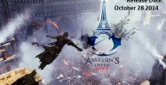 Assassin's Creed Unity Release Date October 28 2014