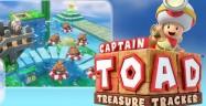 Captain Toad Logo Banner Artwork Wii U