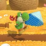 Cutest Yoshi Ever Yoshi's Wooly World Gameplay Screenshot (Wii U)