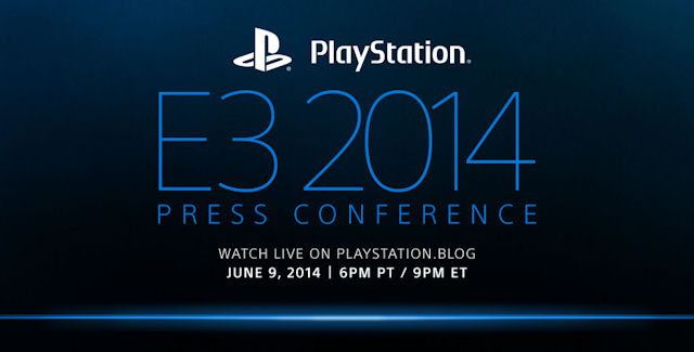 E3 2014 Dates