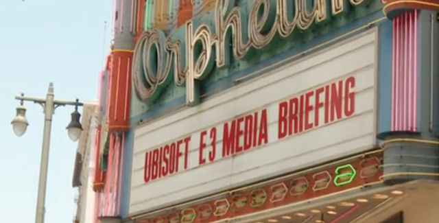 E3 2014 Ubisoft Press Conference Roundup