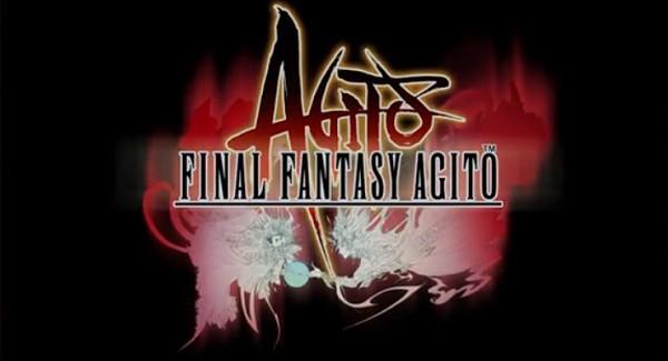 Final Fantasy Agito Logo iOS Android Artwork