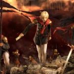 Final Fantasy Type-0 Cast Artwork