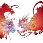 Final Fantasy Type-0 No-Text Logo Art Wallpaper