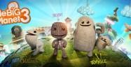 LittleBigPlanet 3 Logo Characters Banner Artwork
