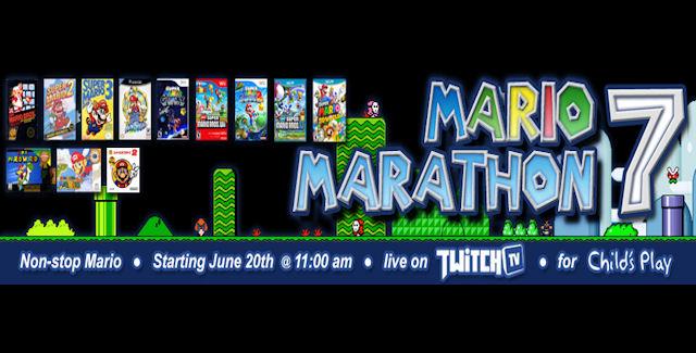Mario Marathon 2014