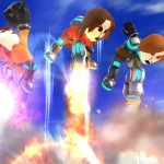 Mii Fighters Attack Super Smash Bros. 4 Gameplay Screenshot Wii U E3 2014
