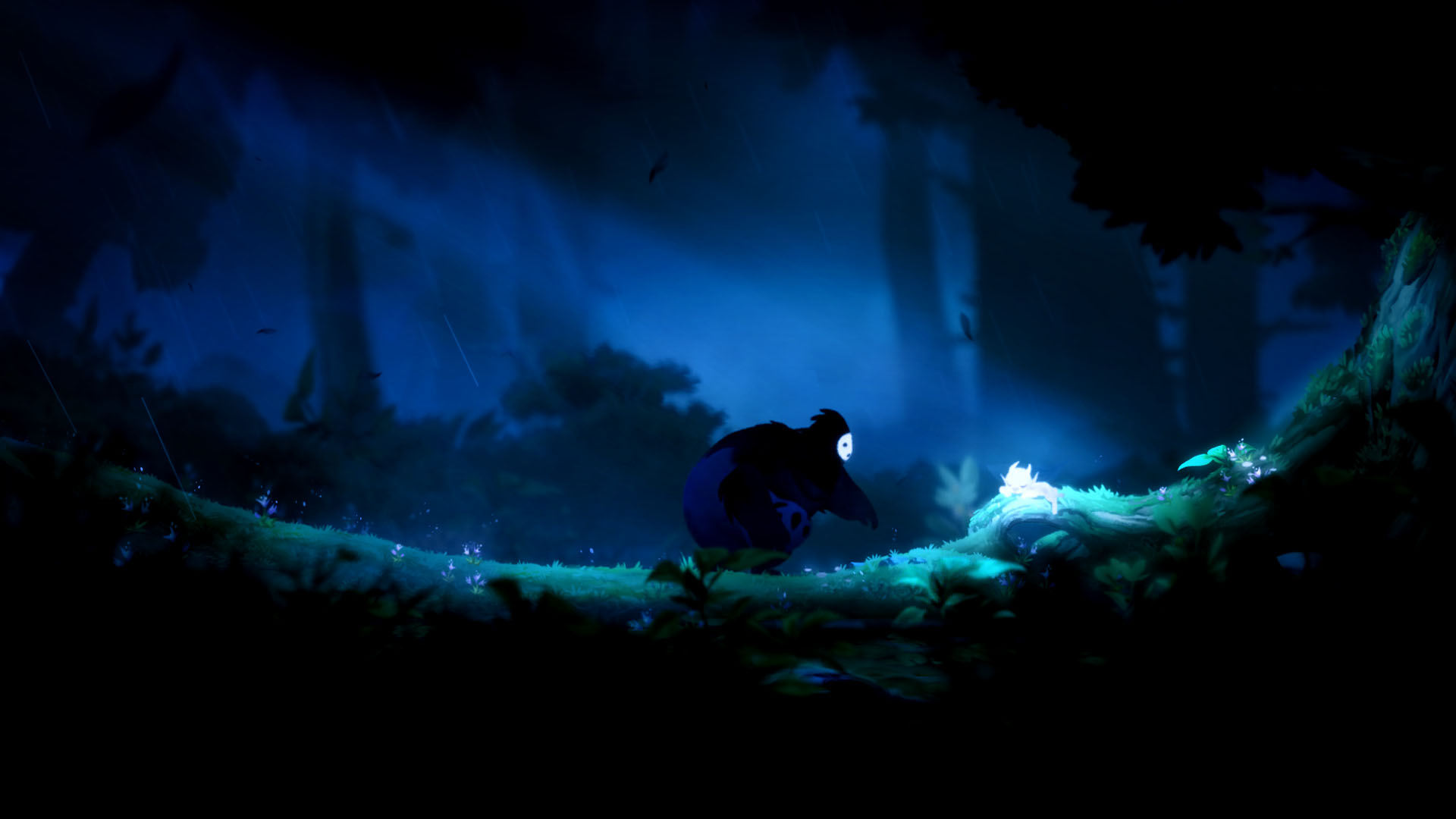 Ori And The Blind Forest Beautiful Ambience Gameplay Screenshot