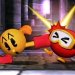 Pacman Smash 4 3DS Gameplay Screenshot E3 2014