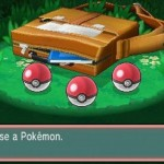 Pokemon Omega Ruby Alpha Sapphire Choose Your STarter Pokemon Gameplay Screenshot 3DS