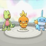 Pokemon Alpha Sapphire Omega Ruby Torchic Treecko Mudkip Gameplay Screenshot 3DS