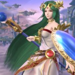 Smash Bros. 4 Lady Palutena Gameplay Screenshot Wii U E3 2014