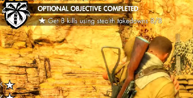 Sniper Elite 3 Optional Objectives Locations Guide