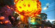 Sunset Overdrive Giant Explosion Gameplay Screenshot Xbox One