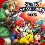 Super Smash Bros. 4 3DS Cast Artwork Official