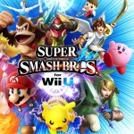 Super Smash Bros. 4 Wii U Cast Artwork Official