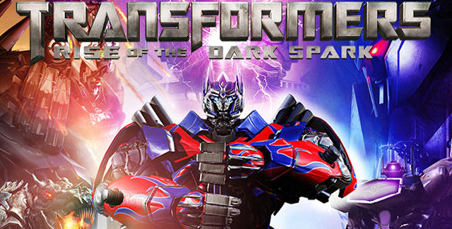 Transformers: Rise of the Dark Spark Walkthrough