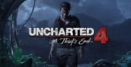 Uncharted 4 PS4 Thief's End Official Artwork