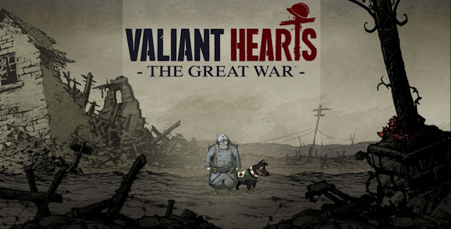 Valiant Hearts: The Great War Walkthrough