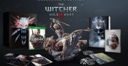 Witcher 3 Collector's Edition Contents of Boxset Xbox One