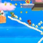 Yoshi's Woolly World Gameplay Screenshto Chick Eggs (Wii U)
