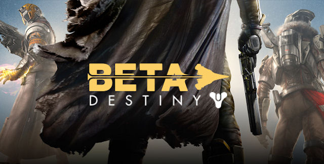 Destiny Beta Release Date Logo