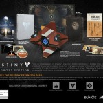 Destiny Ghost Edition Collector's Boxset Contents Extras