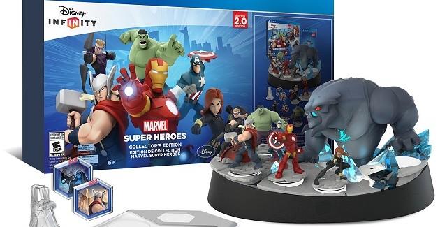 Disney Infinity: Marvel Super Heroes CE Banner