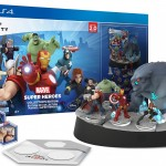 Disney Infinity 2.0: Marvel Super Heroes Collector's Edition PS4 Boxset