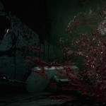 Evil Within Gameplay Screenshot Blood Sphere