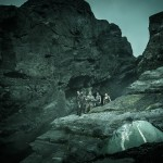 Halo Nightfall Screenshot Cave Exploring