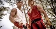 Ken Ryu Street Fighter Assassin's First Show