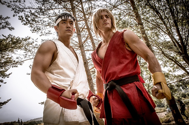 Street Fighter The World Warrior Show Announced Season 2 Of