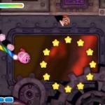 Kirby And the Rainbow Curse Rocket Kirby Powerup Screenshot Wii U