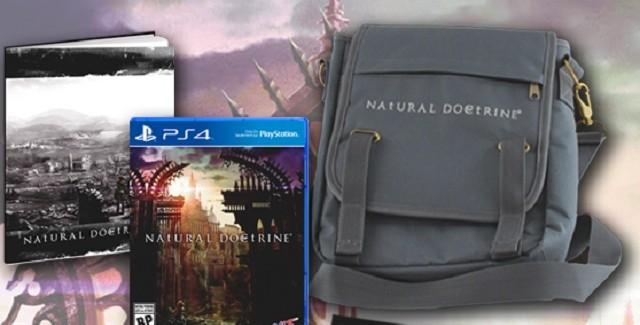 Natural Doctrine Special Edition Box Artwork