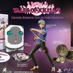Tales of Xillia 2 Australian Ludger Kresnik Collector's Edition Boxset