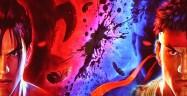 Tekken X Street Fighter Banner Artwork