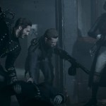 The Order 1886 Cutscene Screenshot Save Your Prayers