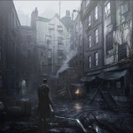 The Order 1886 White Chapel London Concept Artwork PS4