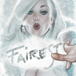 The Snow Queen on Fairest cover 3