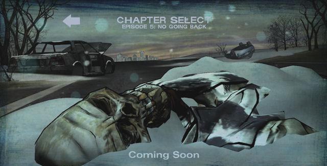 The Walking Dead Game: Season 2 Episode 5 Release Date