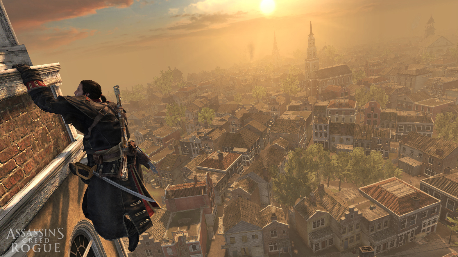 Assassin S Creed Rogue New York City Screenshot