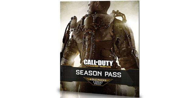 Call of Duty: Advanced Warfare DLC Release Dates