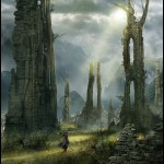 Hellblade Ruins of the Ancients artwork