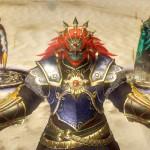 Hyrule Warriors Ganondorf Zant Ghirahim Playable Characters Screenshot