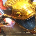Hyrule Warriors Ganondorf Gameplay Screenshot Energy Ball Wii U